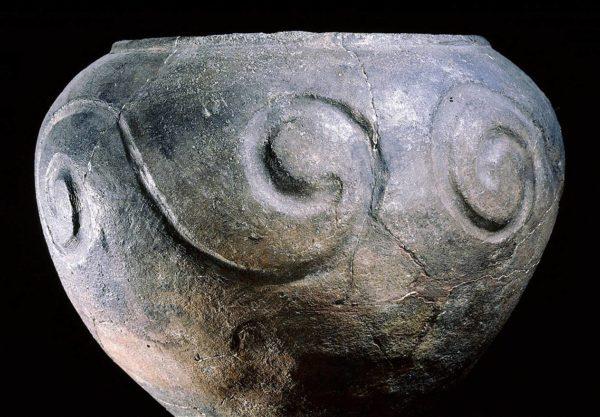 Britanniasta löydetty kelttien ruukku ajanlaskun alun tietämiltä.