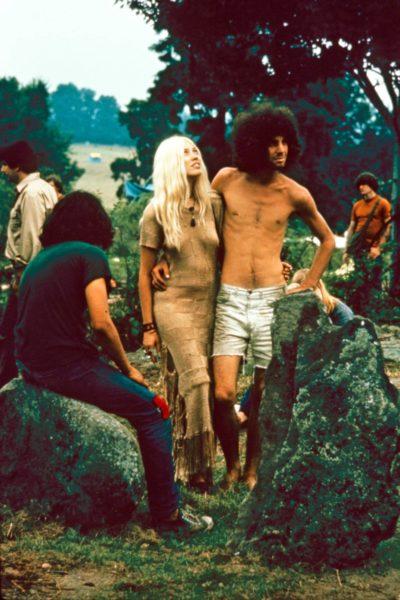 Woodstock Music and Arts Fair järjestettiin elokuussa 1969.