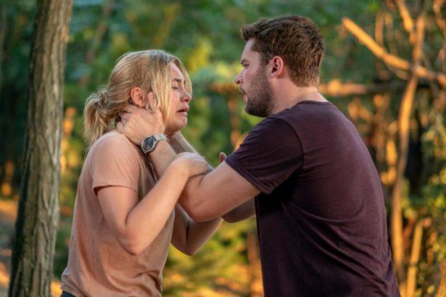 Florence Pughin ja Jack Reynorin erosta tulee väkivaltainen.