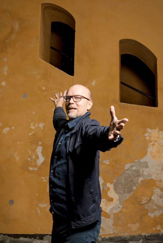 Kari Heiskanen ohjasi Savonlinnaan Sevillan parturin.