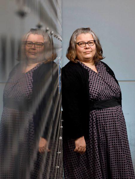 Hannele Harjusen mukaan moni kärsii lihavuuden sosiaalisesta stigmasta.
