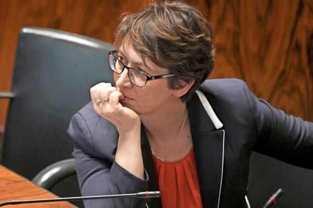 Sari Essayah on johtanut kristillisdemokraatteja vuodesta 2015.