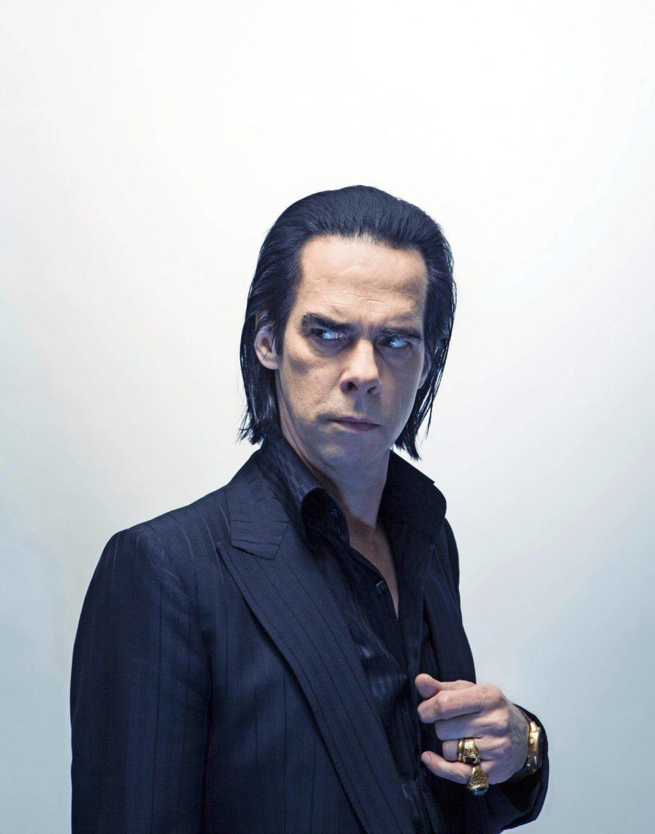 Nick Cave.
