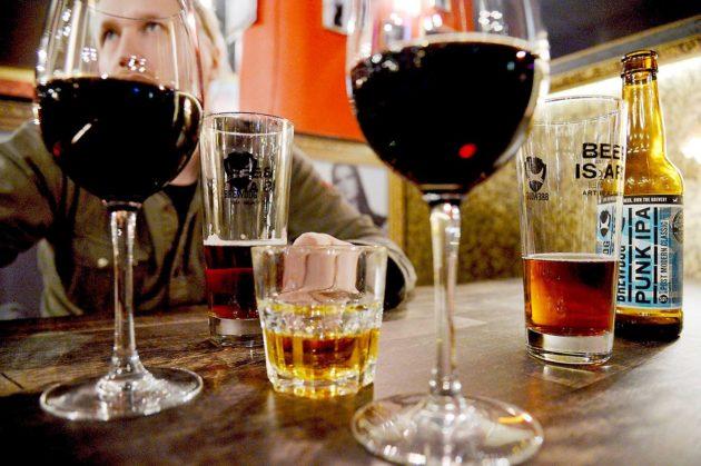 Amerikkalaistutkijat näkevät tiukassa alkoholipolitiikassa hyviä puolia.