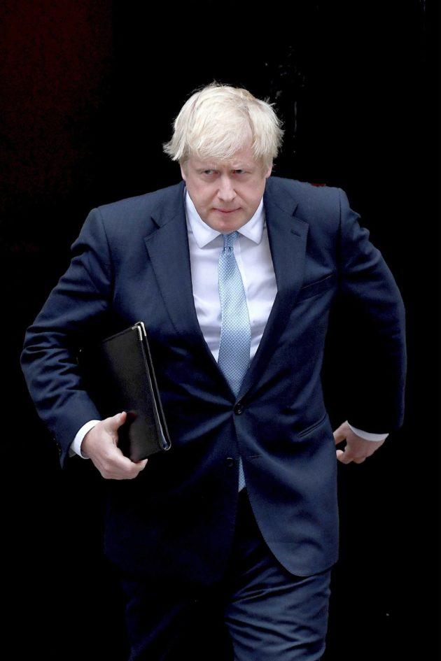 Parlamentin alahuone hylkäsi 10. syyskuuta Boris Johnsonin esityksen ennenaikaisista vaaleista.