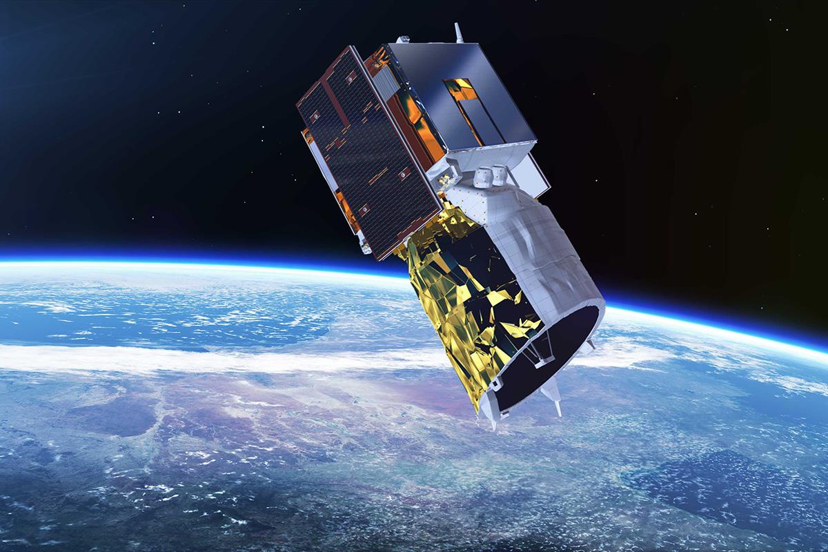 Sääsatelliitti