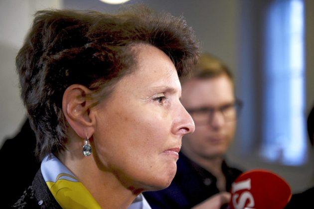 Anne Berner siirtyi keväällä ruotsalaisen SEB-pankin hallitukseen.