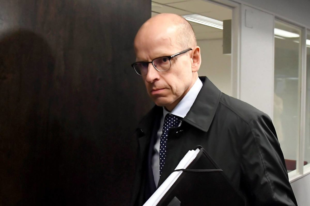 Martti Hetemäki on toiminut valtiovarainministeriön ylimpänä virkamiehenä vuodesta 2013.