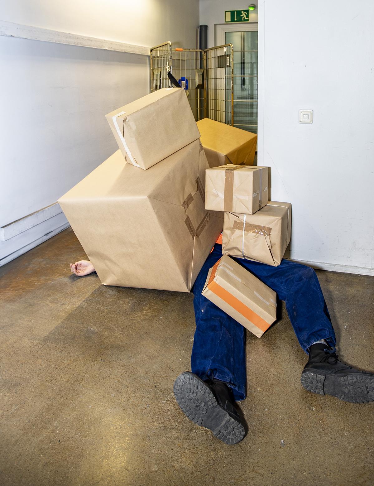 Haastatellut postilaiset kertovat työmäärän kasvaneen kohtuuttomasti. Kuvituskuva.