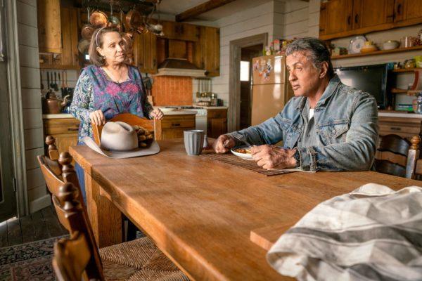 Adriana Barraza ja Sylvester Stallone viidennessä Rambo-elokuvassa.