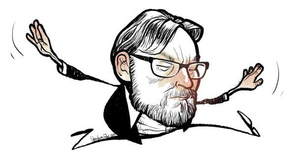 Johannes Yrttiaho. Hävittäjän korvike.