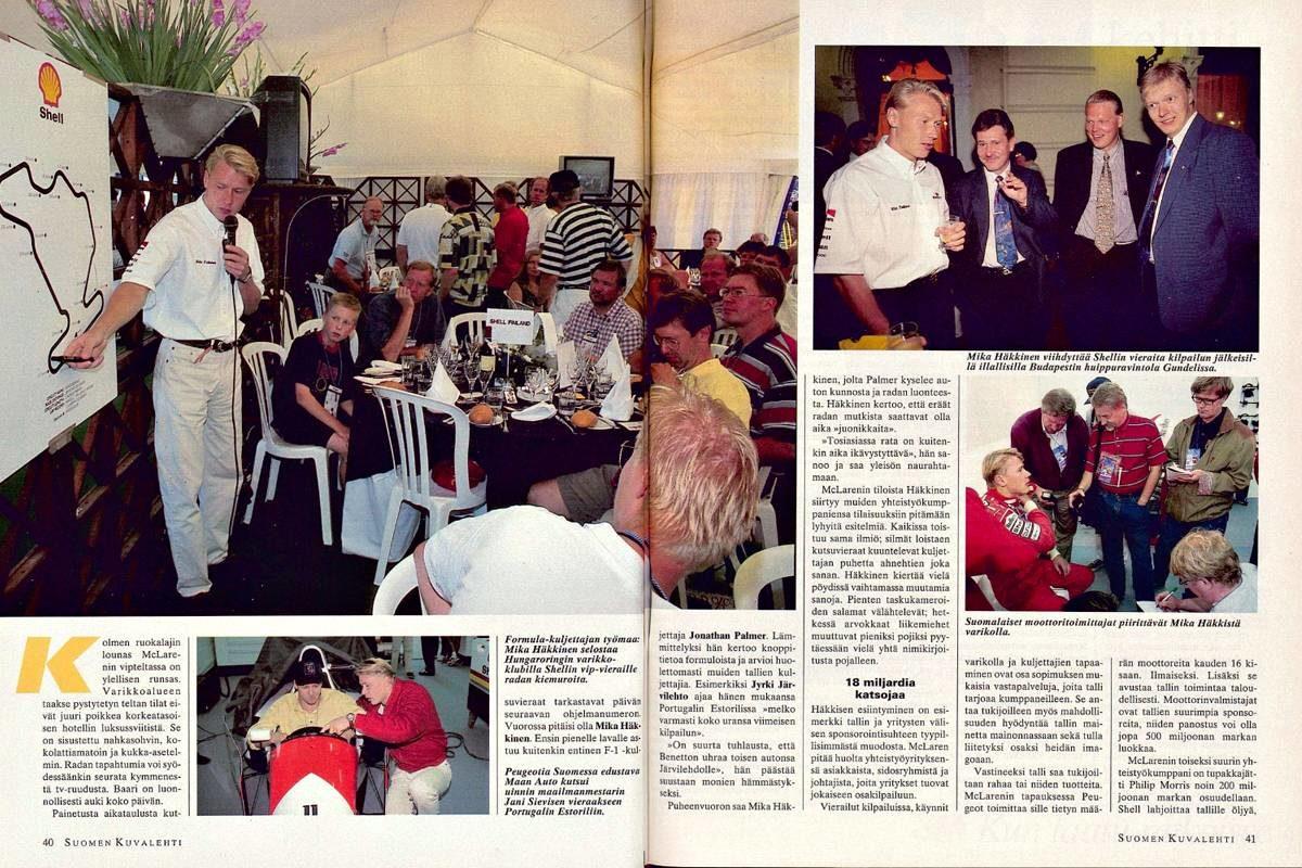 """SK 41/1994 (14.10.1994) Pekka Anttila: """"Varikkokäynti"""""""