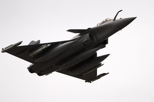 Ranskalaisvalmisteinen Dassault Rafale on yksi ehdokkaista Hornet-hävittäjien korvaajaksi.