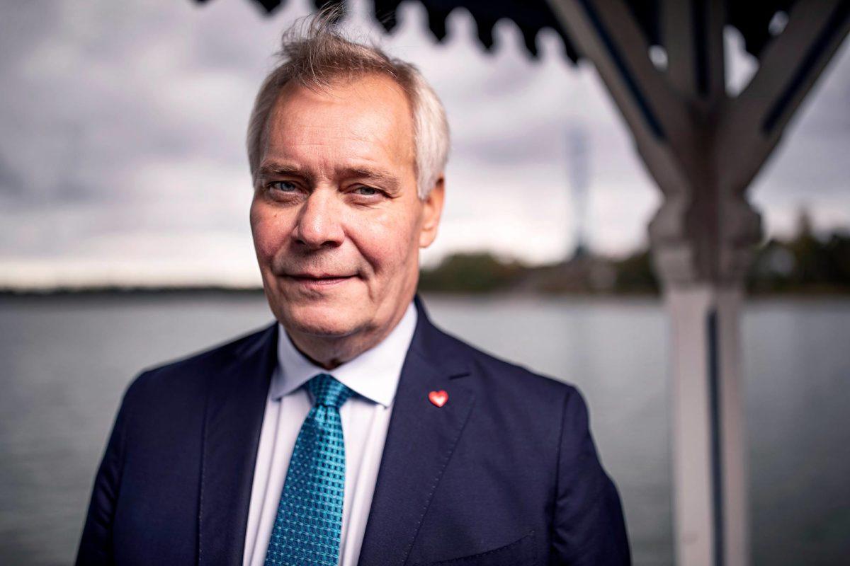 Antti Rinne on toiminut pääministerinä neljä kuukautta.