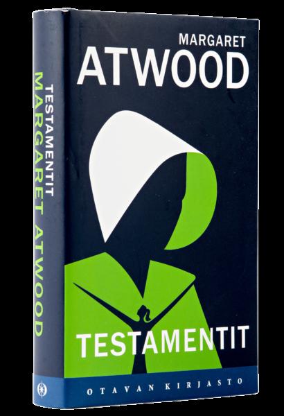 Margaret Atwood: Testamentit.Suom. Hilkka Pekkanen. 490 s. Otava, 2019.