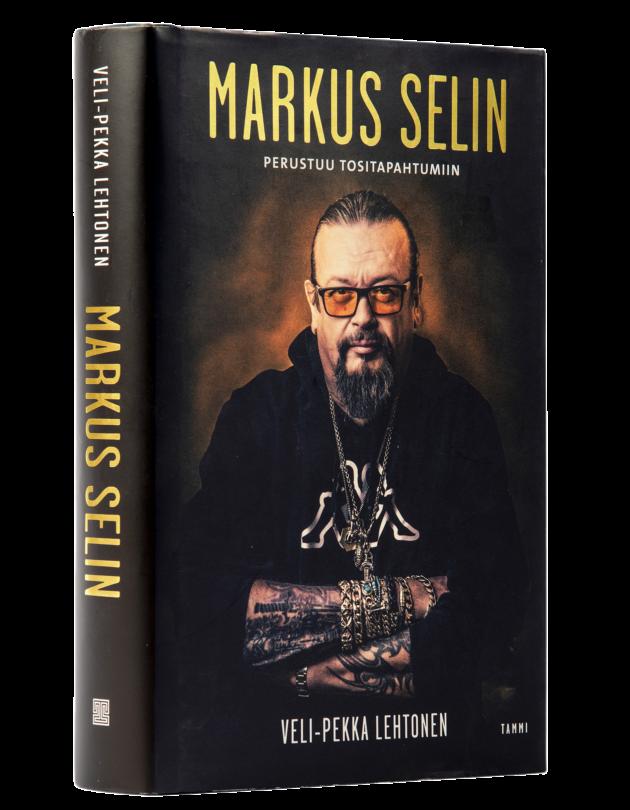 Veli-Pekka Lehtonen: Markus Selin –Perustuu tositapahtumiin. 491 s. Tammi, 2019.