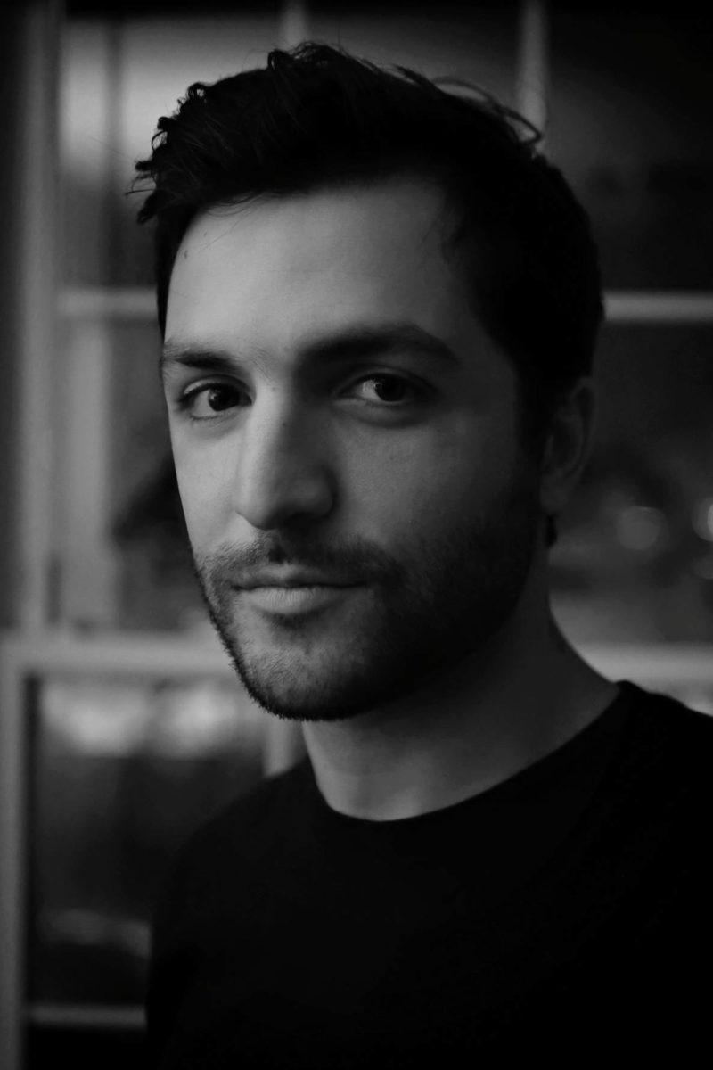Cyrus Moussavi.