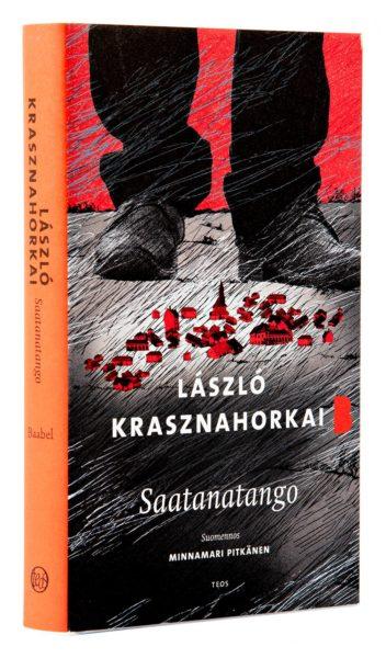 László Krasznahorkai: Saatanatango. Suom. Minnamari Pitkänen. 305 s. Teos, 2019.