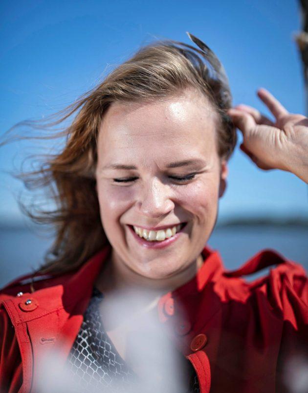 Selma Vilhunen.