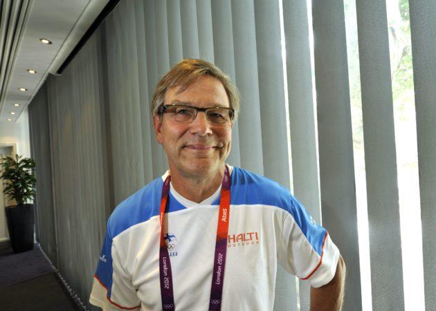 Lontoon olympialaisten aikaan elokuussa 2012 Veikkauksen toimitusjohtajana toimi Risto Nieminen.