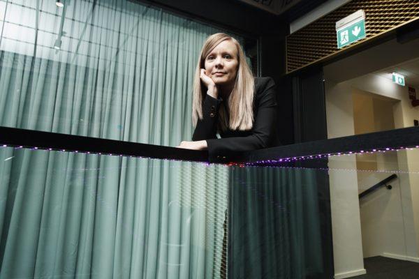 Paula Laine aloitti Vaken toimitusjohtajana heinäkuussa 2019.