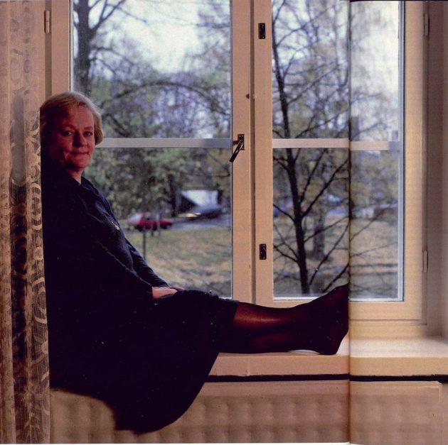"""SK 45/1994 (11.11.1994) Tuula-Liina Varis: """"Hän: Eila Roine, uskollinen näyttelijä"""""""