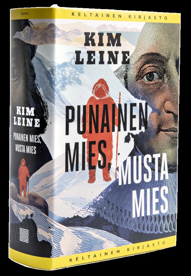 Kim Leine: Punainen mies, musta mies. Suom. Katriina Huttunen. 681 s. Tammi, 2019.