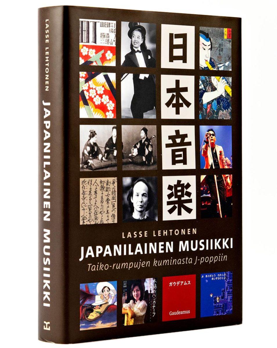 Lasse Lehtonen: Japanilainen musiikki. 519 s. Gaudeamus, 2019.