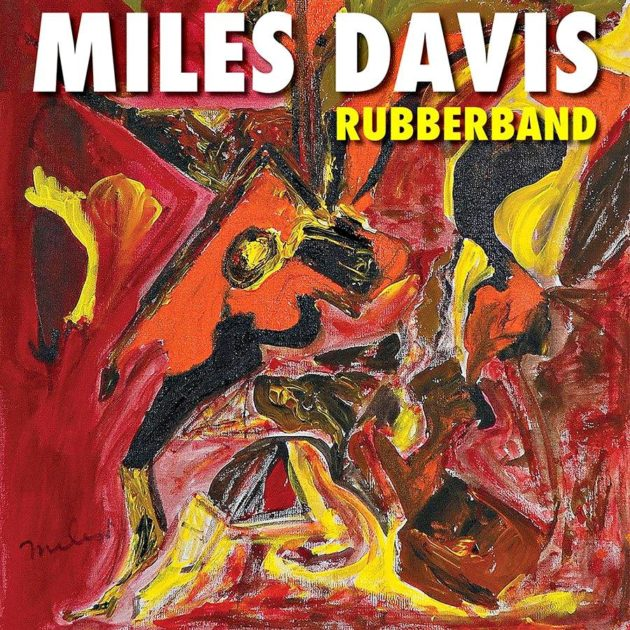 Miles Davis: Rubberband. Cd-levy. Warner Records, 2019.