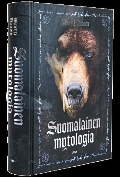 Martti Haavio: Suomalainen mytologia. 564s. SKS, 2019.