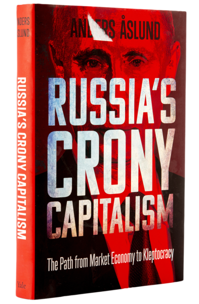 Anders Åslund: Russia's Crony Capitalism. 324 s. Yale University Press, 2019.