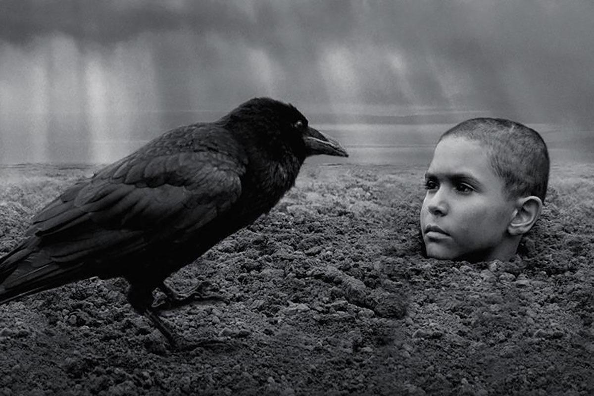 The Painted Bird -elokuvan pääosassa on Petr Kotlar.