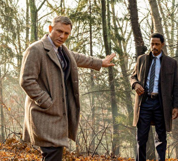 Daniel Craig, LaKeith Stanfield ja Noah Segan ovat mysteerimiehiä.