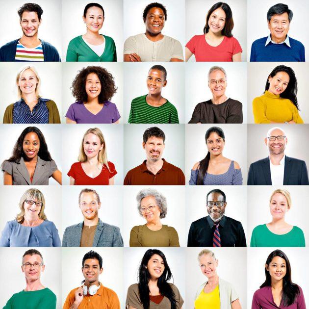 Tutkijan mukaan jokainen ihminen on persoonaltaan ainutlaatuinen.