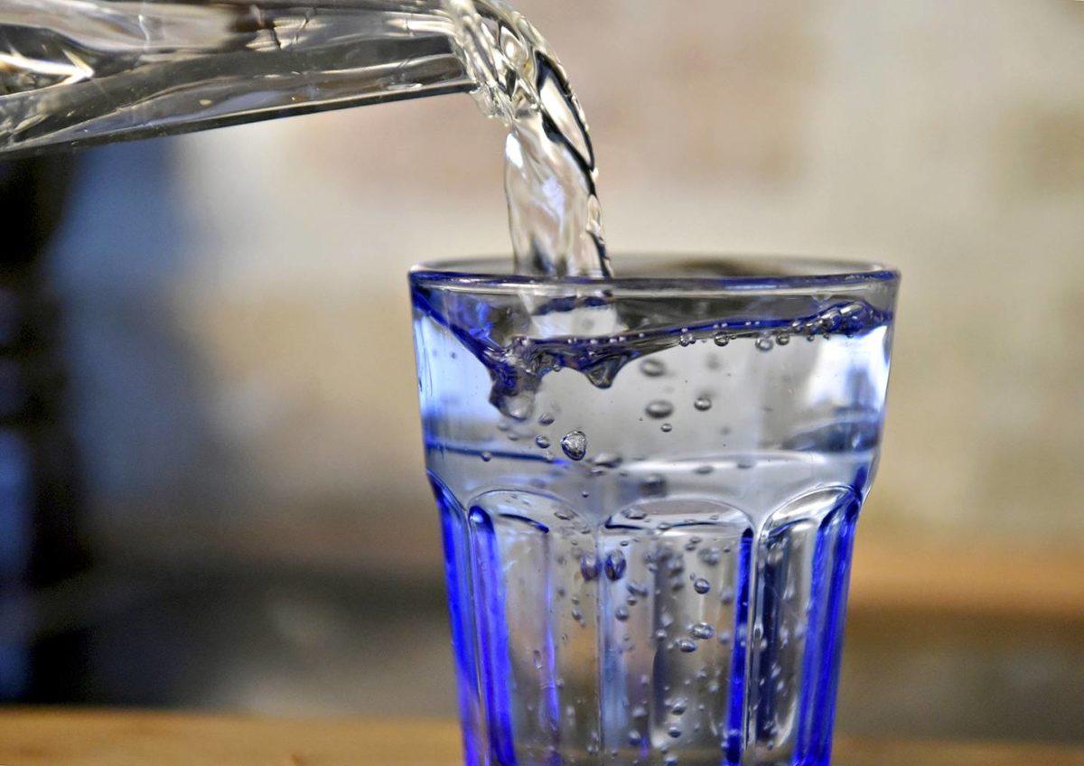 Vesikin on kemiallinen aine.