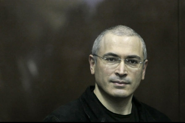 Dokumentti Citizen K, suomeksi Kansalainen H, kertoo Mihail Hodorkovskista.