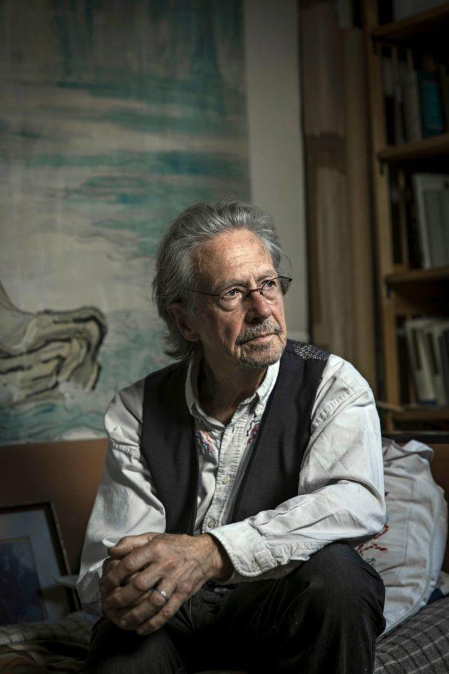 Itävaltalainen Peter Handke sai vuoden 2019 Nobelin kirjallisuuspalkinnon.
