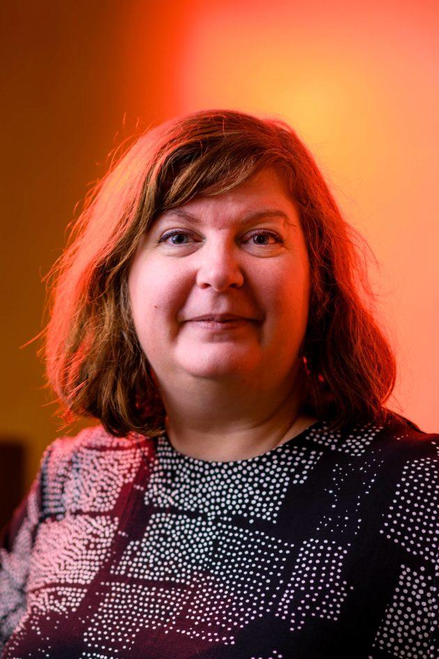 Sanna Spišák väitteli tohtoriksi.