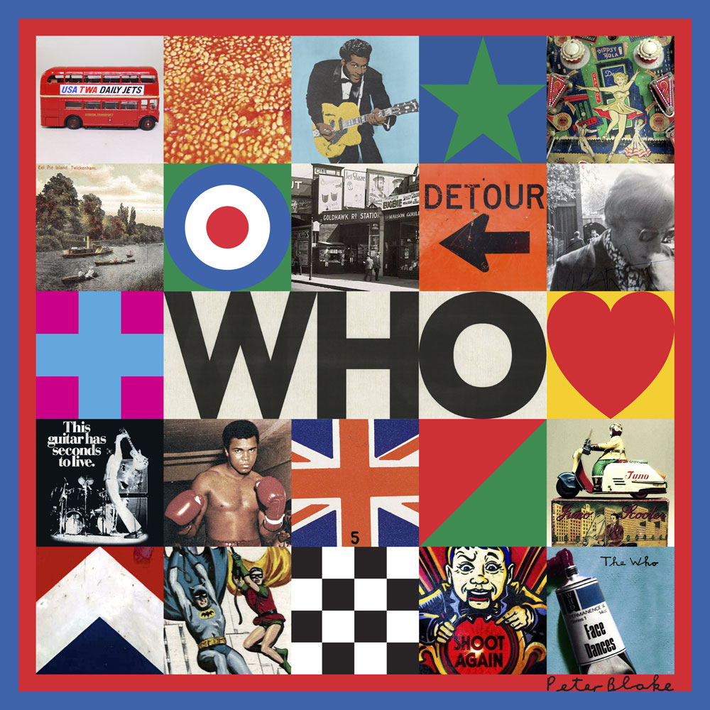 The Who: WHO. Polydor, 2019.
