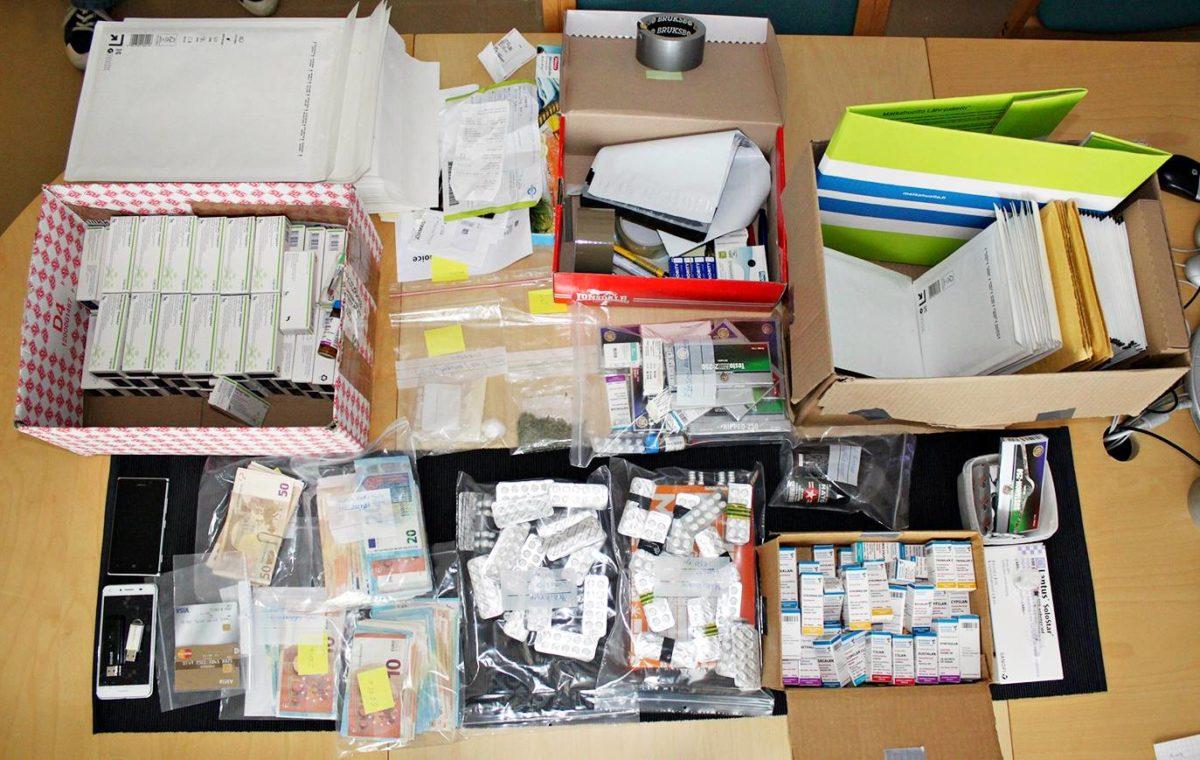 Silkkitiellä välitettiin huumausaineiden lisäksi myös dopingaineita, nuuskaa ja huumeiksi luokiteltavia lääkkeitä.