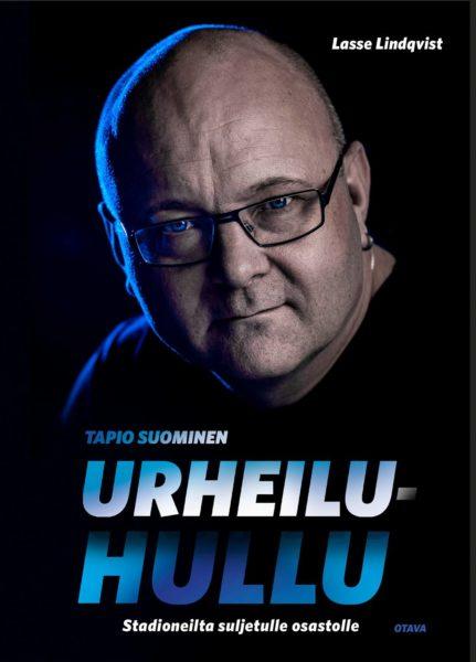 Lasse Lindqvist: Tapio Suominen–Urheiluhullu. 426 s. Otava, 2019.