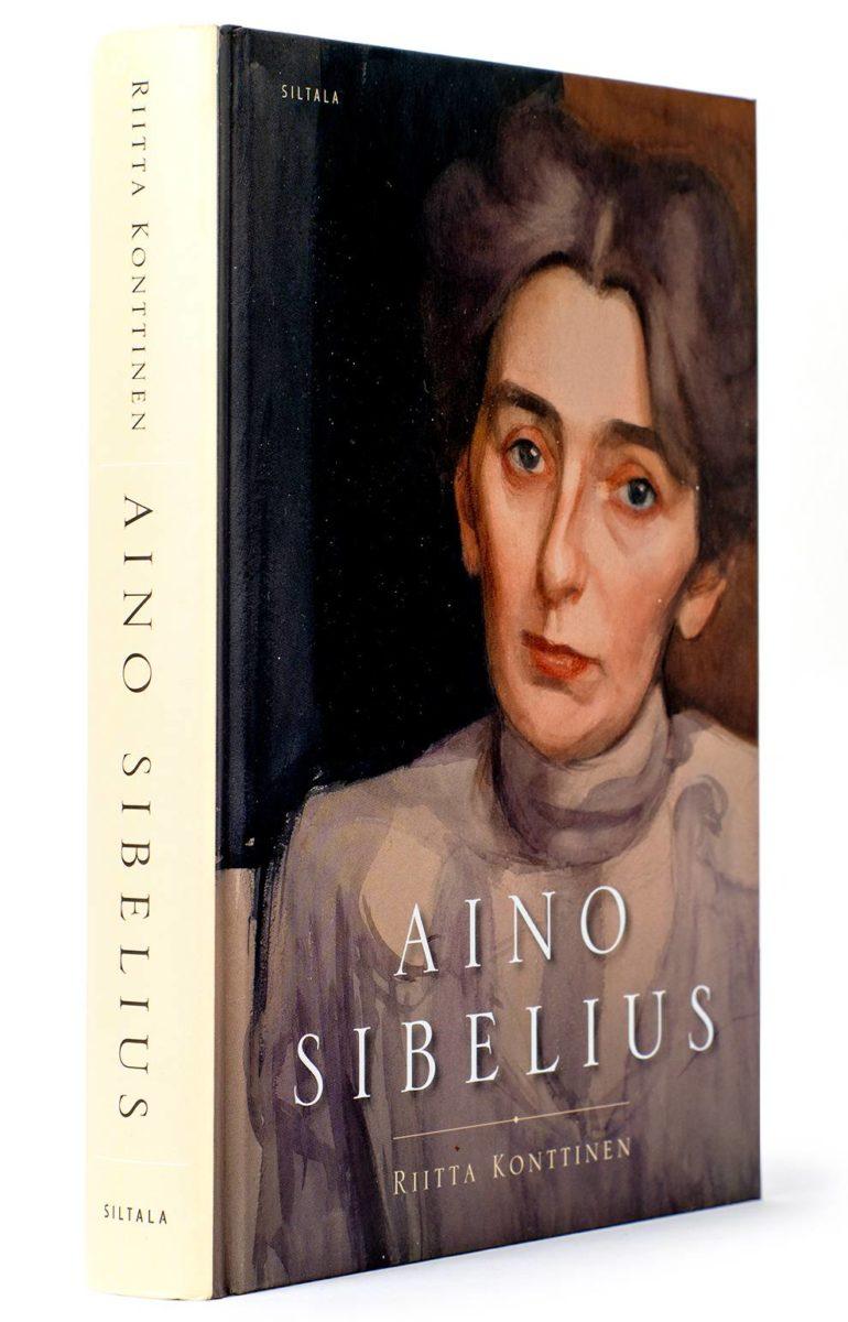 Riitta Konttinen: Aino Sibelius. 462 s. Siltala, 2019.