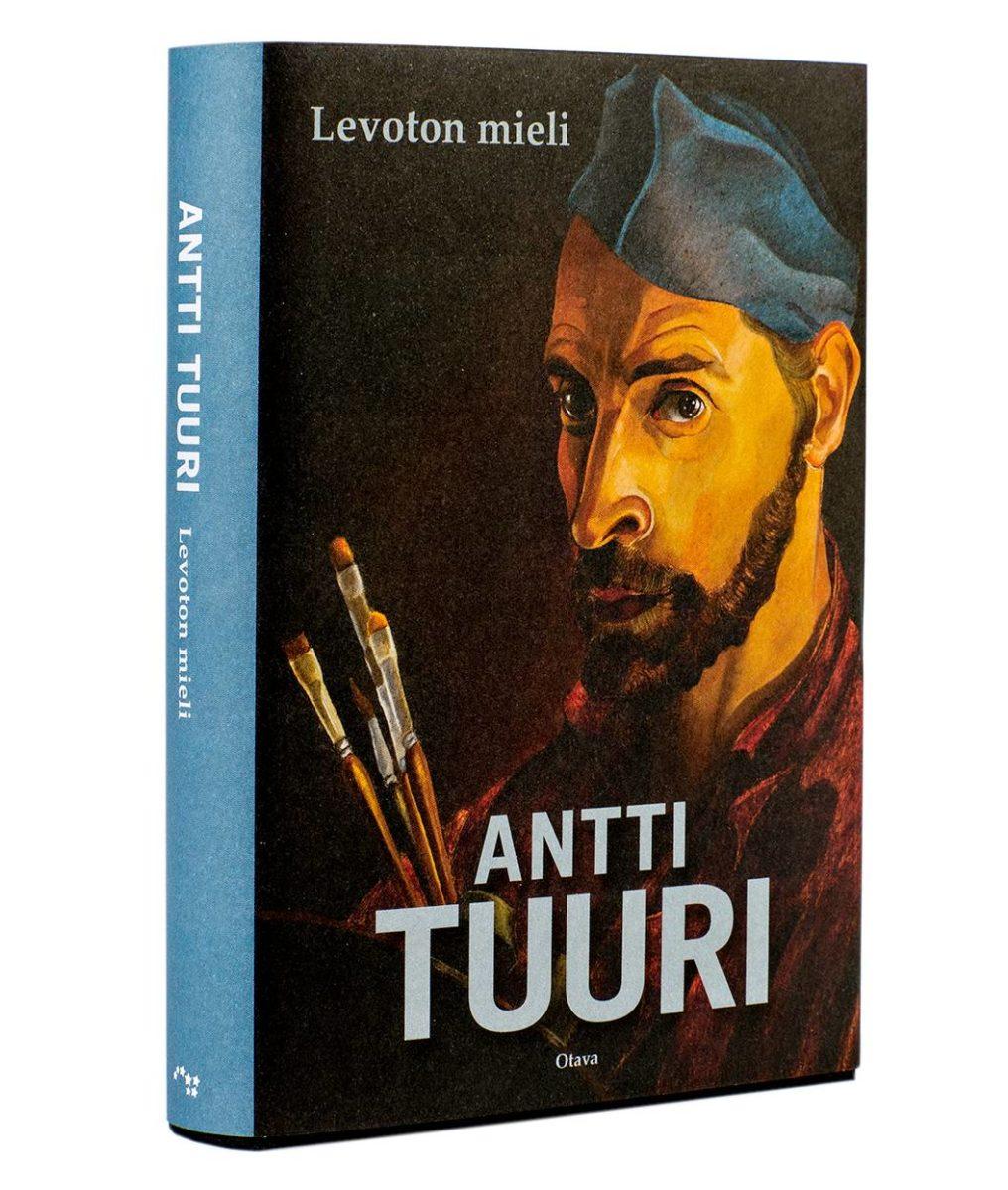 Antti Tuuri: Levoton mieli. 446 s. Otava, 2019.