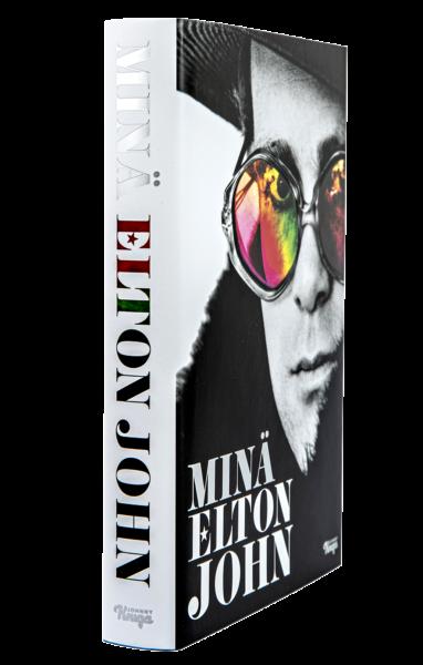 Elton John: Minä Elton John. Suom. Jorma-Veikka Sappinen. 368 s. Johnny Kniga, 2019.