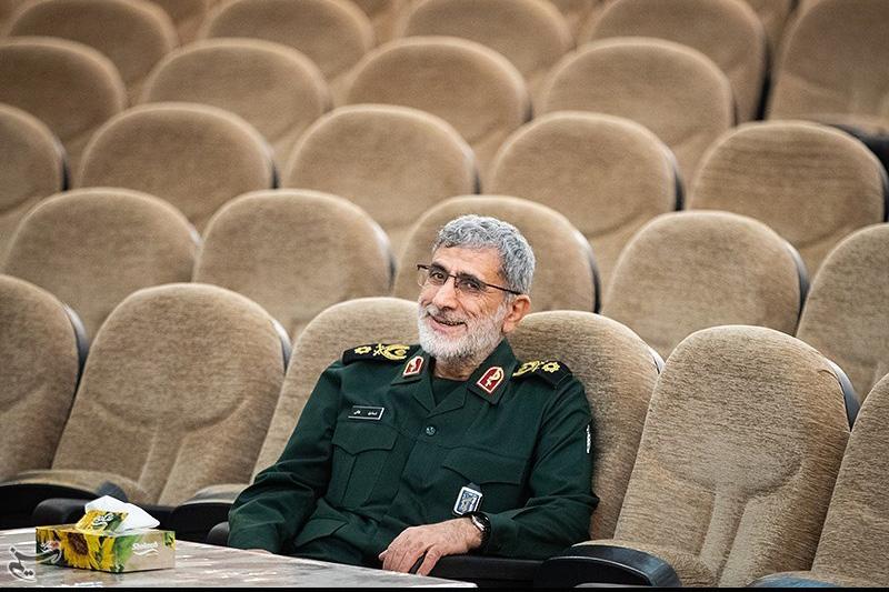 Kenraali Esmail Ghaani on Iranin Vallankumouskaartin Quds-joukkojen uusi komentaja.