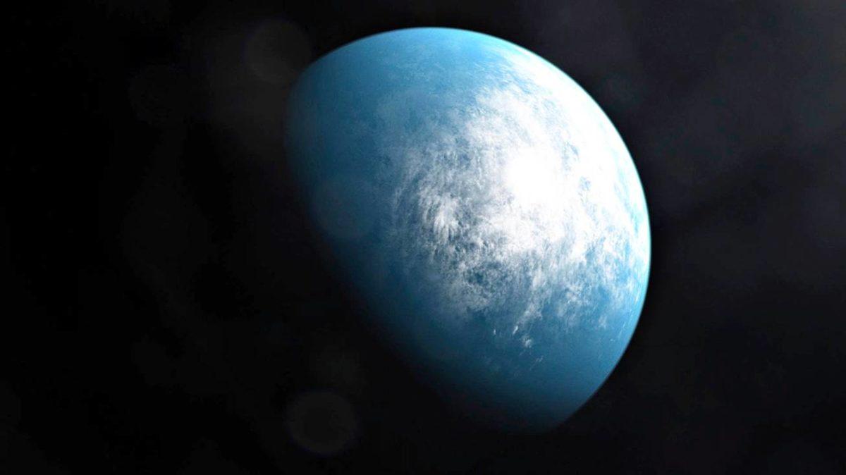 Maapallon kokoinen eksoplaneetta TOI 700 d löytyi tammikuussa.