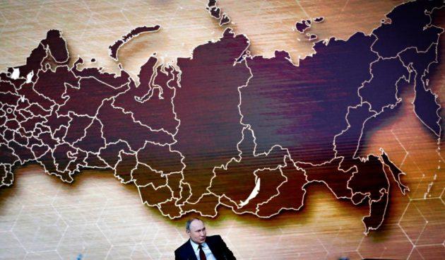 67-vuotiaan Vladimir Putinin presidenttikausi on päättymässä neljän vuoden kuluttua.
