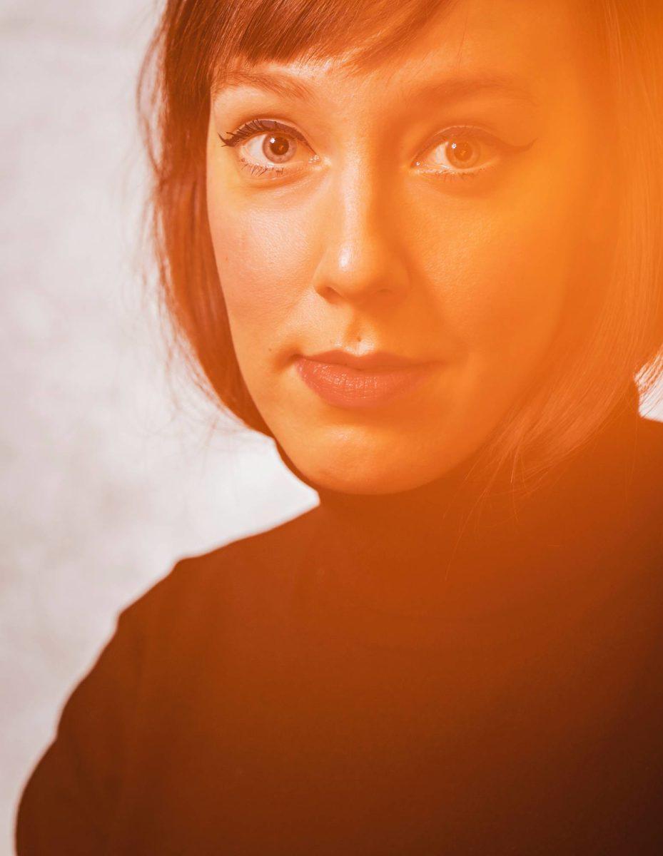 Aura Nurmi.