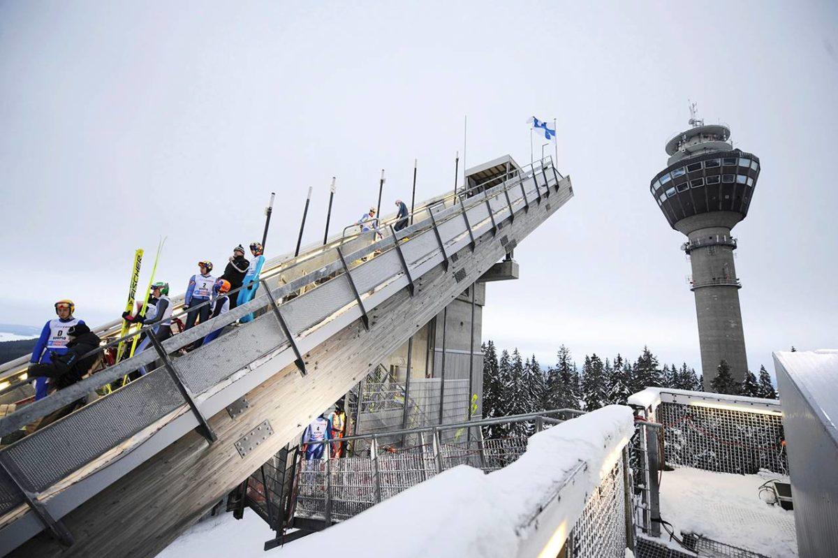Puijo on suomalaisen talviurheilun perinteisiä keskuksia.