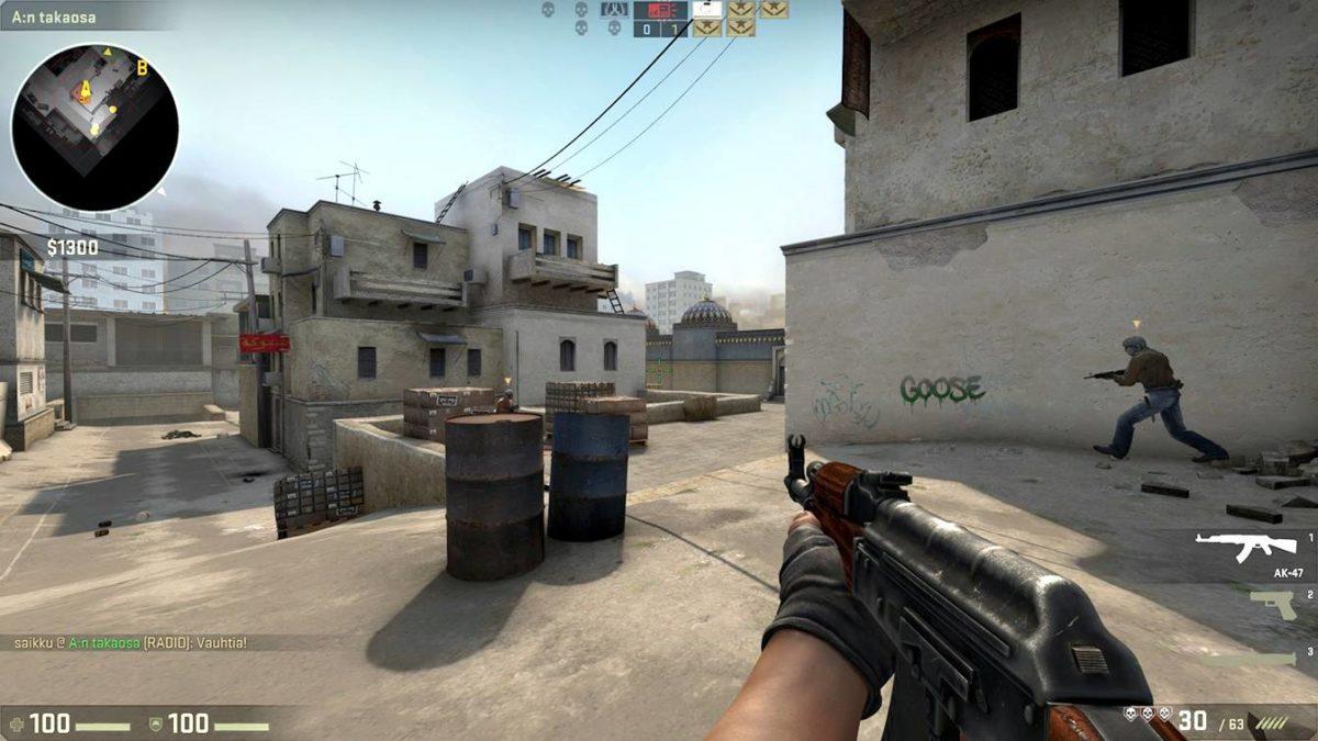 Vedonlyöntihuijaukseksi epäillyssä turnauksessa pelattiin Counter-Strike: Global Offensive -peliä.